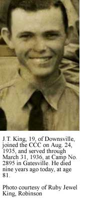 JT King of Downsville